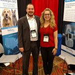 AAFP Pet Cancer PetCure booth