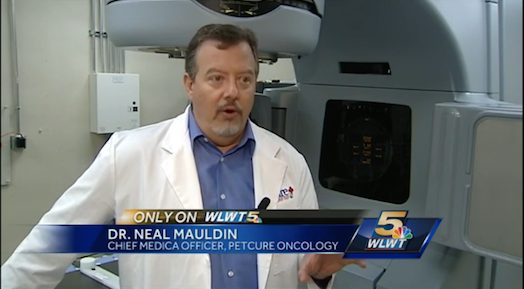 Dr Neal Mauldin PetCure Oncology