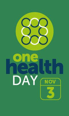Graphic November 3 One Health Day